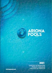 Catálogo Ariona Pools 2021