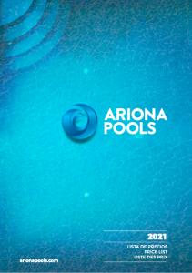Precios Ariona Pools 04/21